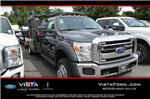 2016 F-550 Crew Cab DRW, Skaug Truck Body Works Stake Bed #C161678 - photo 1