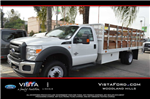 2016 F-550 Regular Cab DRW, Scelzi Platform Body #C161865 - photo 1