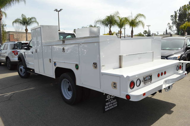 2017 F-550 Regular Cab DRW, Scelzi Welder Body #C171081 - photo 2