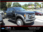 2017 F-550 Crew Cab DRW, Cab Chassis #C171238 - photo 1