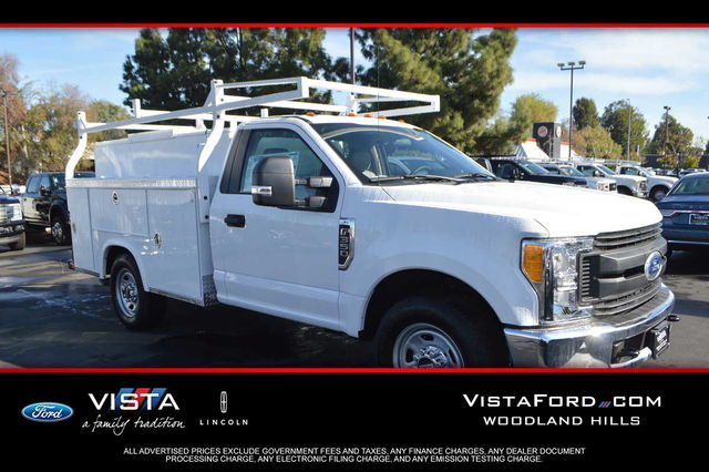 2017 F-350 Regular Cab, Service Body #C172087 - photo 1