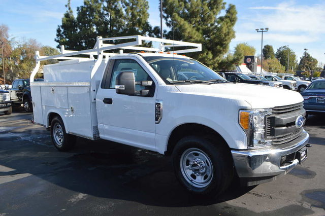 2017 F-350 Regular Cab, Service Body #C172087 - photo 9