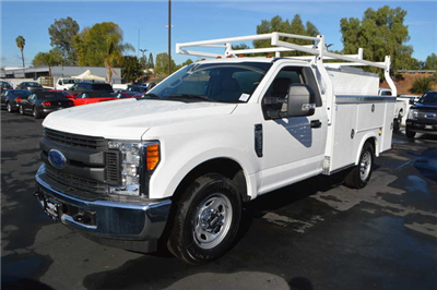 2017 F-350 Regular Cab, Service Body #C172087 - photo 10
