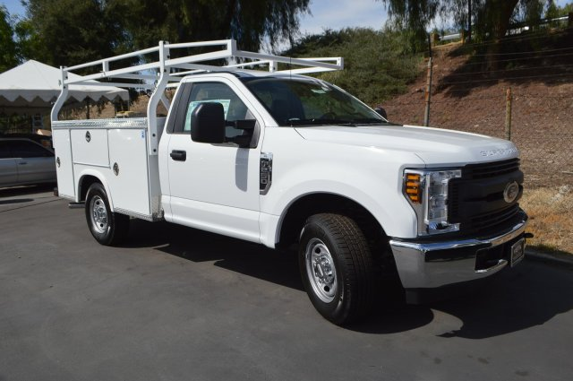 2018 F-250 Regular Cab 4x2,  Royal Service Body #C180626 - photo 10