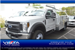 2018 F-450 Regular Cab DRW 4x2,  Scelzi Contractor Body #C181058 - photo 1