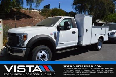 2018 F-550 Regular Cab DRW 4x2,  Royal Service Body #C181059 - photo 1