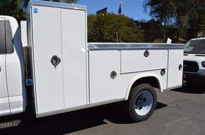 2018 F-550 Regular Cab DRW 4x2,  Royal Service Body #C181059 - photo 4