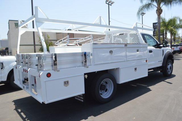 2018 F-450 Regular Cab DRW 4x2,  Scelzi Contractor Body #C181096 - photo 2