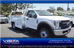 2018 F-450 Regular Cab DRW 4x2,  Scelzi Contractor Body #C181096 - photo 1