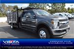2018 F-550 Crew Cab DRW 4x4,  Stake Bed #C181195 - photo 1
