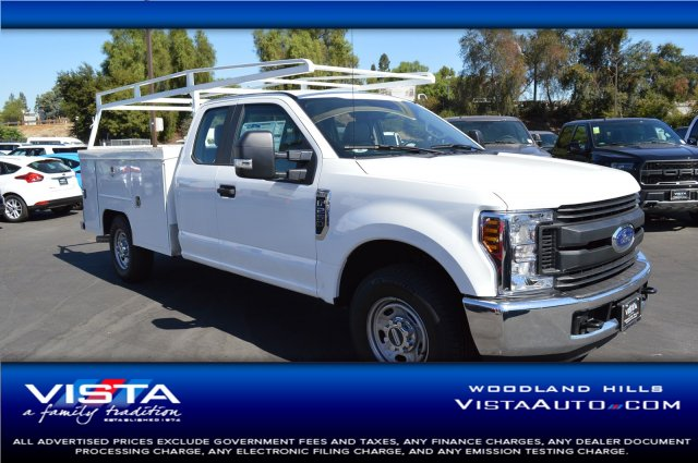 2018 F-250 Super Cab 4x2,  Scelzi Crown Service Body #C181382 - photo 1