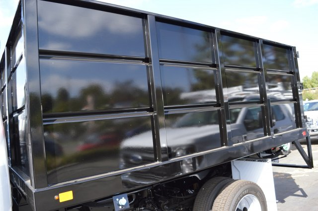 2018 F-450 Regular Cab DRW 4x2,  Landscape Dump #C181538 - photo 8