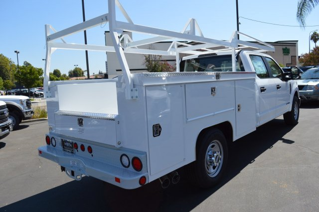 2019 F-350 Crew Cab 4x2,  Scelzi Service Body #C190013 - photo 2