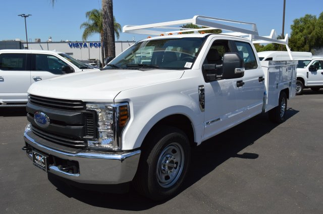 2019 F-350 Crew Cab 4x2,  Scelzi Service Body #C190013 - photo 4