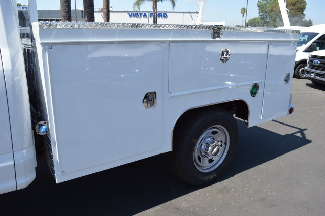 2019 F-350 Crew Cab 4x2,  Scelzi Service Body #C190013 - photo 9