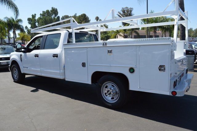 2019 F-350 Crew Cab 4x2,  Scelzi Service Body #C190013 - photo 10