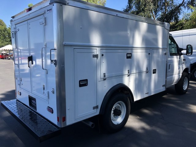 2019 Ford E-350 4x2, Supreme Service Utility Van #C191225 - photo 1