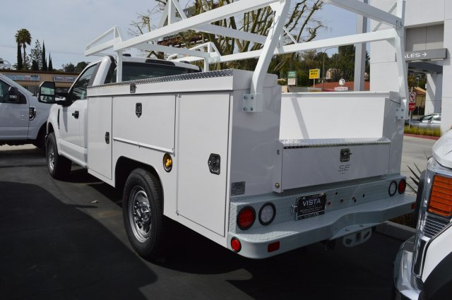 2020 Ford F-350 Regular Cab 4x2, Scelzi Service Body #C200435 - photo 1