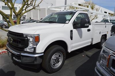 2020 Ford F-350 Regular Cab RWD, Scelzi Signature Service Body #C200435 - photo 1