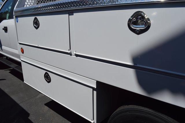 2020 Ford F-550 Super Cab DRW RWD, Royal Contractor Body #C200449 - photo 8