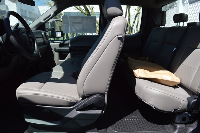 2020 Ford F-550 Super Cab DRW RWD, Royal Contractor Body #C200449 - photo 10