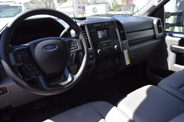 2020 Ford F-550 Super Cab DRW RWD, Royal Contractor Body #C200449 - photo 11