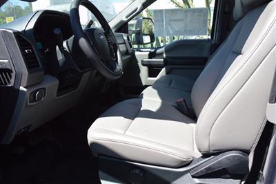 2020 Ford F-550 Super Cab DRW RWD, Royal Contractor Body #C200449 - photo 9
