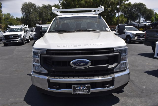 2020 Ford F-350 Regular Cab DRW RWD, Scelzi CTFB Contractor Body #C200539 - photo 3
