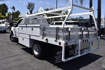 2020 Ford F-350 Regular Cab DRW RWD, Scelzi CTFB Contractor Body #C200539 - photo 5