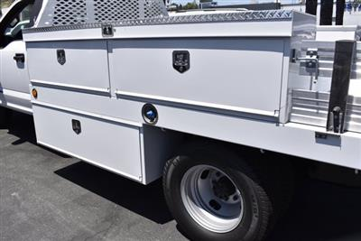 2020 Ford F-350 Regular Cab DRW RWD, Scelzi CTFB Contractor Body #C200539 - photo 9