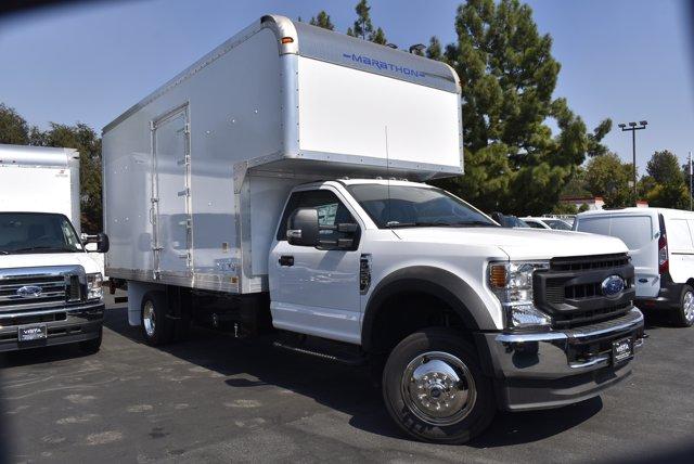 2020 Ford F-550 Regular Cab DRW RWD, Marathon Dry Freight #C200542 - photo 1