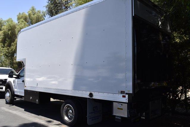 2020 Ford F-550 Regular Cab DRW RWD, Marathon Dry Freight #C200542 - photo 10