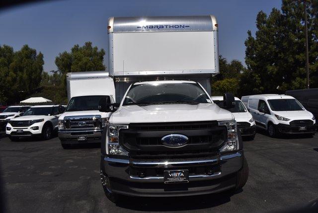 2020 Ford F-550 Regular Cab DRW RWD, Marathon Dry Freight #C200542 - photo 3
