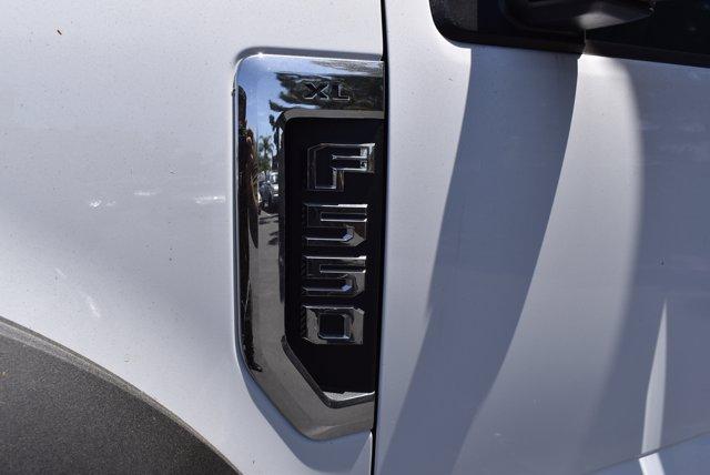 2020 Ford F-550 Regular Cab DRW RWD, Marathon Dry Freight #C200542 - photo 8