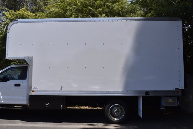 2020 Ford F-550 Regular Cab DRW RWD, Marathon Dry Freight #C200542 - photo 9