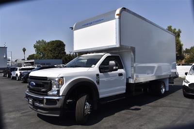 2020 Ford F-550 Regular Cab DRW RWD, Marathon Dry Freight #C200542 - photo 4