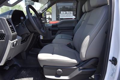 2020 Ford F-450 Crew Cab DRW RWD, Scelzi CTFB Contractor Body #C200563 - photo 11