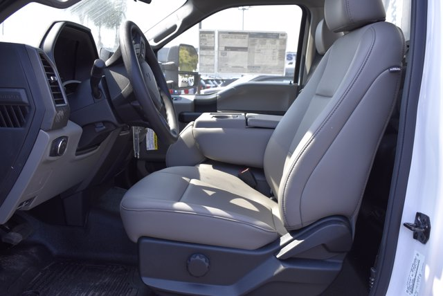 2020 Ford F-450 Regular Cab DRW RWD, Scelzi CTFB Contractor Body #C200701 - photo 11