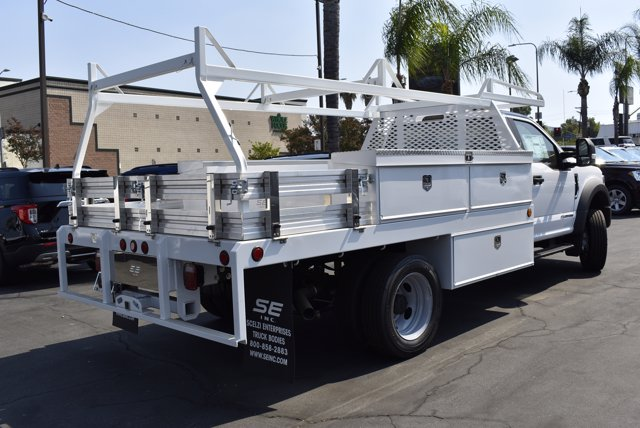 2020 Ford F-450 Regular Cab DRW 4x2, Scelzi Contractor Body #C200701 - photo 1