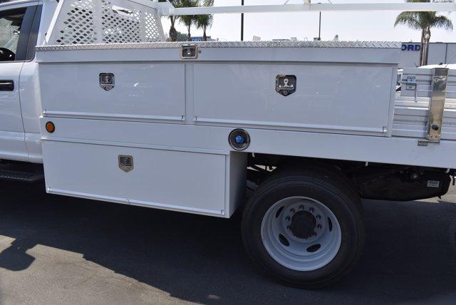 2020 Ford F-450 Regular Cab DRW RWD, Scelzi CTFB Contractor Body #C200701 - photo 9