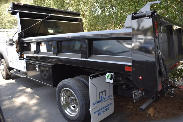 2020 Ford F-550 Regular Cab DRW 4x2, Rugby Dump Body #C200715 - photo 1