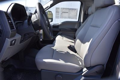 2020 Ford F-550 Regular Cab DRW RWD, Scelzi CTFB Contractor Body #C200889 - photo 11