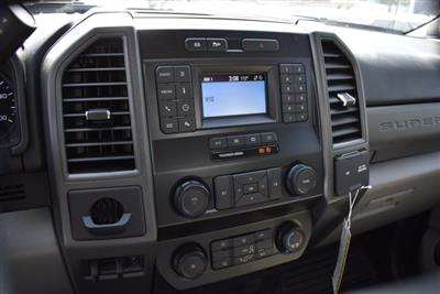 2020 Ford F-550 Regular Cab DRW RWD, Scelzi CTFB Contractor Body #C200889 - photo 18
