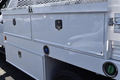 2020 Ford F-550 Regular Cab DRW RWD, Scelzi CTFB Contractor Body #C200889 - photo 8