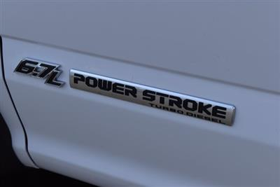 2020 Ford F-550 Regular Cab DRW RWD, Scelzi CTFB Contractor Body #C200889 - photo 9