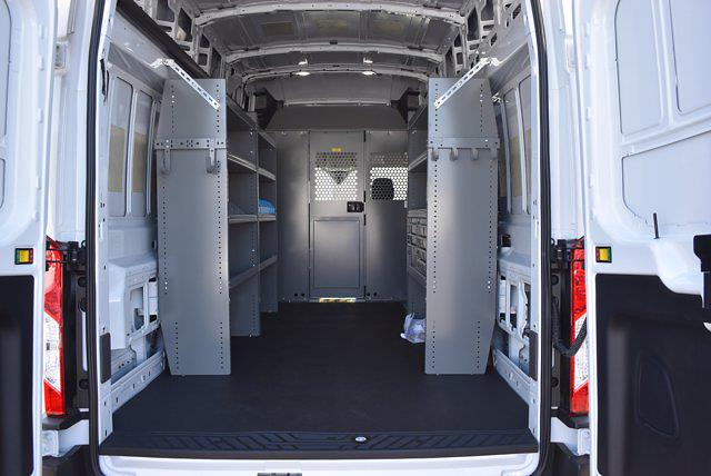 2021 Ford Transit 350 High Roof 4x2, Adrian Steel Upfitted Cargo Van #C210355 - photo 1