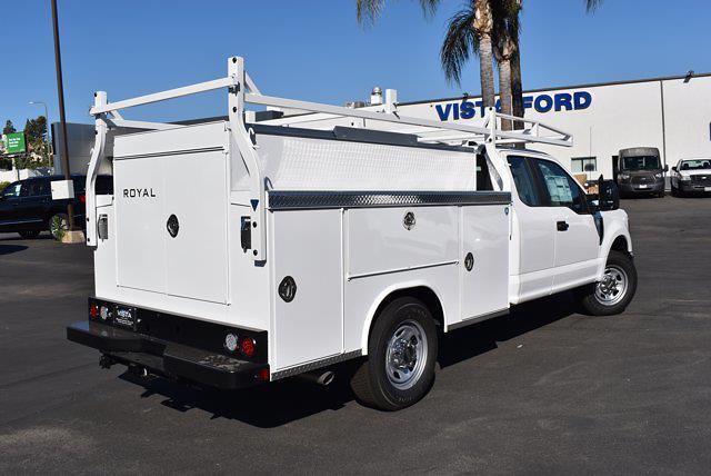 2021 Ford F-350 Super Cab 4x2, Royal Truck Body Service Body #C210490 - photo 1