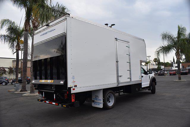 2021 Ford F-550 Regular Cab DRW 4x2, Marathon Dry Freight #C210607 - photo 1