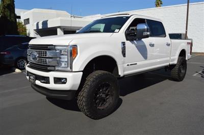 2018 F-250 Crew Cab 4x4,  Pickup #D181233 - photo 4