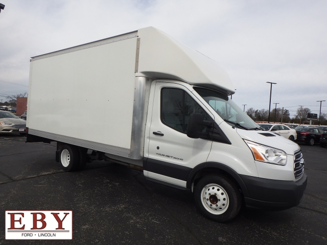 2015 Transit 350 HD DRW, Cutaway Van #FKA11470 - photo 1